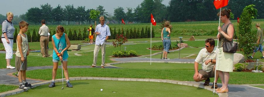 Spiele Golf
